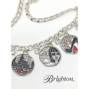 BRIGHTON Necklace FASHIONISTA City Chic Chunky